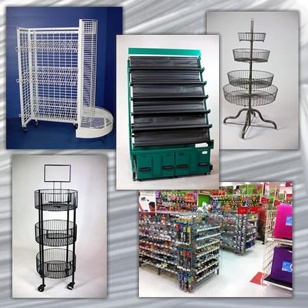 Store Fixtures Retail Custom